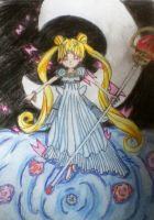 Princess Serenity-FanArt by pie-chan34