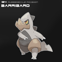 124: Barrigard by SteveO126