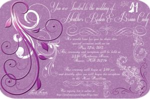 Wedding invite WIP 2 by Pixelated-Beauty