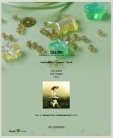 Journa skin - Green and green by ShiStock