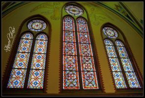 Stained Glass by talsei