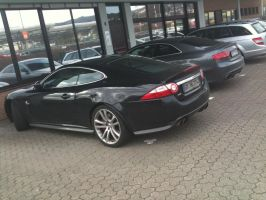 XKRS and RS5 2 by HappyLuy