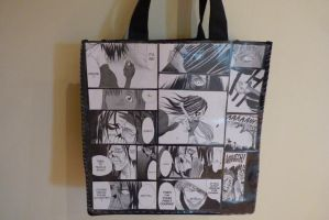 Bleach Manga bag by Mechgeek