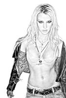 Britney Spears by Partsmissing