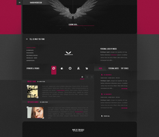 Rakkun Webdesign by TomKenji