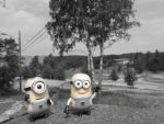 Minions are bright spots by i8magic