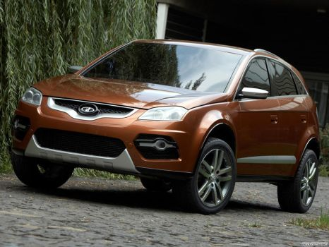 Lada C-Cross by MADMAX6391