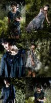 pale forest - series by mbahuyo