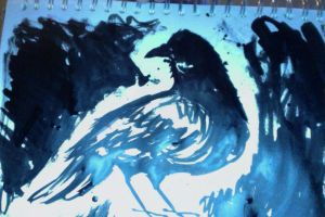 The Raven by robynthelegendaustin