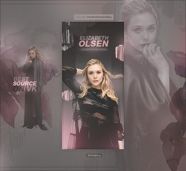Elizabeth Olsen by monagory