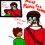 It's Painis Cupcake( see description) by masterwolf2099 on DeviantArt I Am Painis Cupcake I Will Eat You
