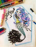 Sirena Von Boo - Monster High (Video) by Amana-Jackson