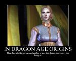Dragon Age Motivational by NeroonCousland