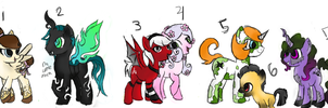 Pony Adopts by Lost-REM