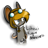 -New- My transformice mouse by Lol-Tusci