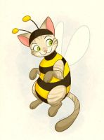 Bumblekitten Take 2 by autogatos