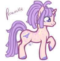 Periwinkle Point Adoptable [SOLD!] by CandyCollie