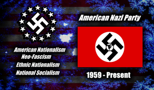 American Nazi Party Background by AmericanSFR