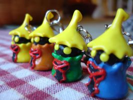 Magic Heartless Keychains by OnlyRin