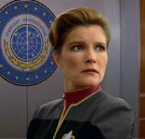 Admiral Janeway by Elephant883