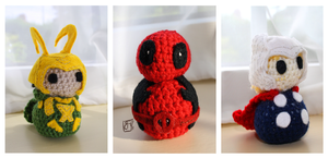 Crochet Commissions Open by fruits-basket-head