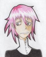 First Attempt: Crona by WildflowerTheWarrior