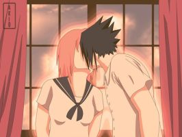 SasuSaku: Watchover Me Forever by UchihaAkio