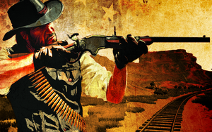 red dead redemption wallpaper by jb-online