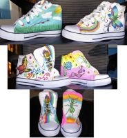 Colourful Hightops by MJP67