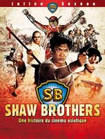 Shaw Brothers, french book cover 2 by bandini