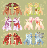 Baby Spire Auction!! closed by Hauket
