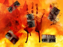 Look into the Hell... by valellis