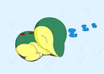 Napping by PokeHihi