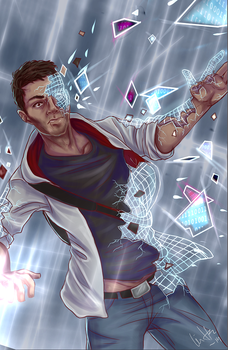 Game Over Desmond Miles by onlysan