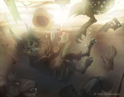Amongst My Enemies (updated text) by AlexVanArsdale