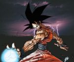 goku dragon ball Z by soulrailer