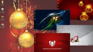 Christmas Theme by iDR3AM