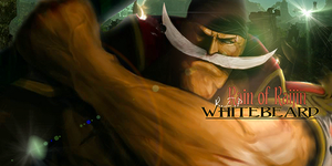 Whitebeard signature by RainofRaijin