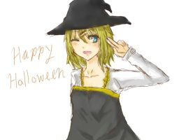 early halloween by Nekoichu