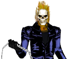 Ghost Rider Fear Itself by HollowBerserk