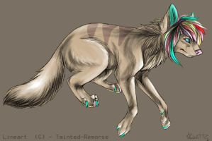 Scene dog adopt (Closed!) by Sevslover6195