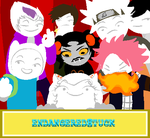 JOIN THE ENDANGEREDSTUCK DISCORD! by Jerena