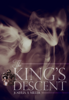 The King's Descent Book Cover by cardboardmonet