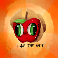 She is the apple- by SenxShine