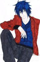 Sasuke-Color by ShizuCelty-Heiwason
