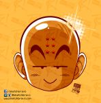 Krillin Ball by SketchBravo