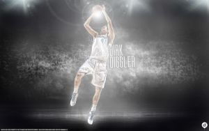 Dirk Nowitzki Wallpaper by 31ANDONLY