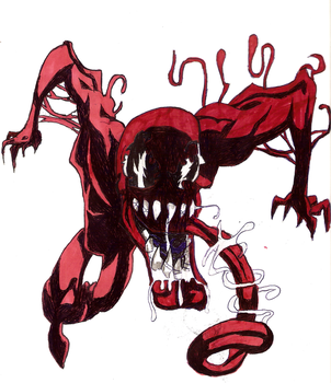 Carnage by fkdsg