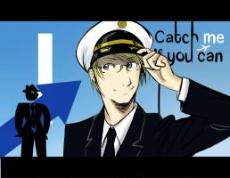 APH: Catch Me If You Can by ohboyomi
