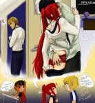 Earning Detention by Arai-Hime